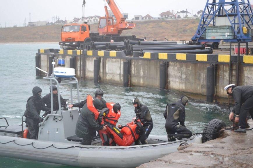 33bd2ae03f8fd3527e2869161894dc3c Под Одессой спасатели смоделировали кораблекрушение, чтобы спасти всех