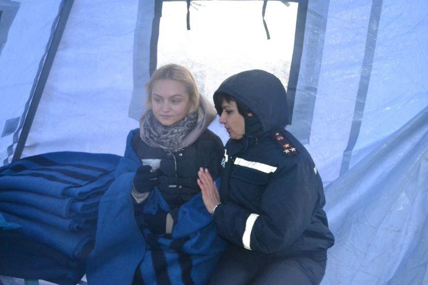 432a78dfb283fb0a73ddc9c5dd03960c Под Одессой спасатели смоделировали кораблекрушение, чтобы спасти всех