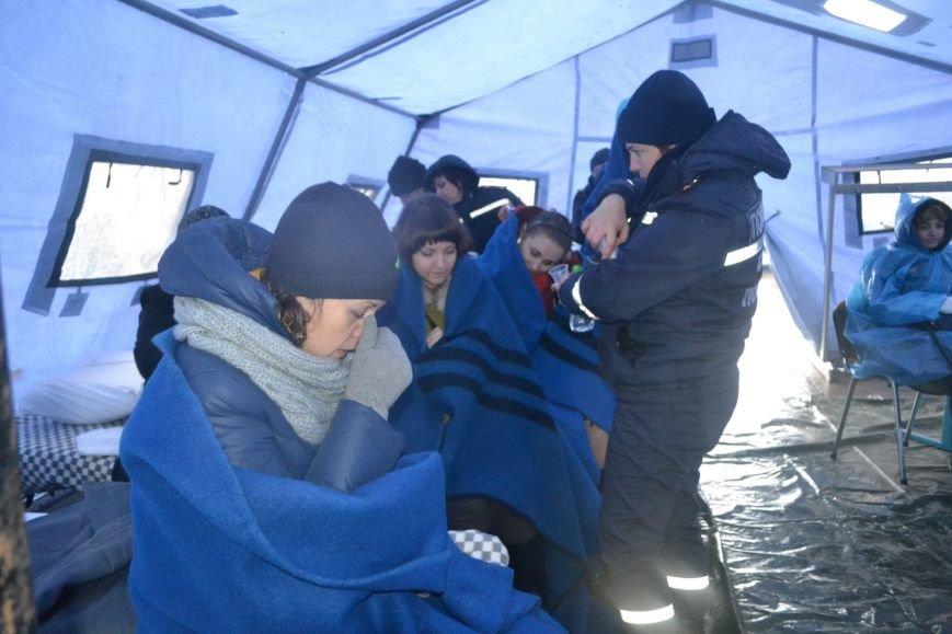 647e6ceb7df819302cc1327172d0359a Под Одессой спасатели смоделировали кораблекрушение, чтобы спасти всех