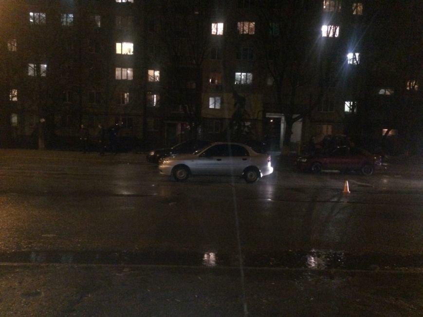 ДТП в Днепропетровске: Daewoo Lanos насмерть сбил пенсионерку (ФОТО), фото-2