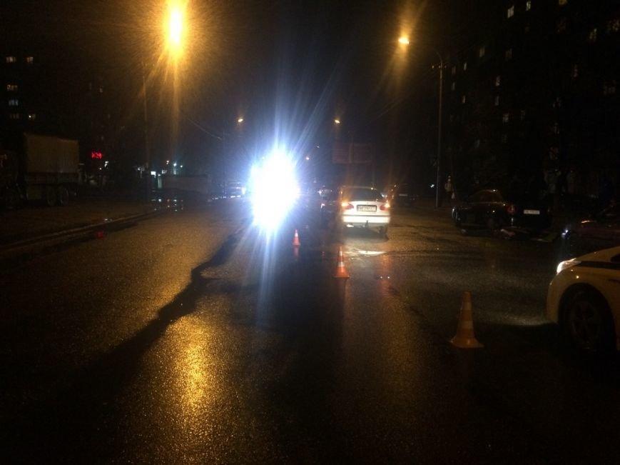 ДТП в Днепропетровске: Daewoo Lanos насмерть сбил пенсионерку (ФОТО), фото-1