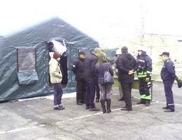 Делегация из Германии посетила славянских спасателей (фото) - фото 1