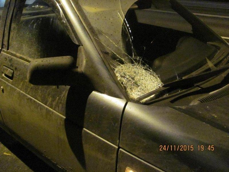 В результате столкновения «копейки» и грузовика под Белгородом погиб водитель фуры (фото) - фото 1