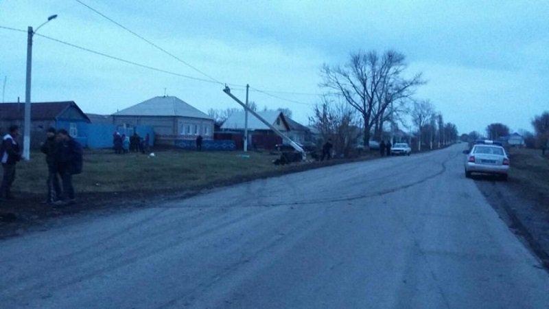 В результате столкновения «копейки» и грузовика под Белгородом погиб водитель фуры (фото) - фото 2