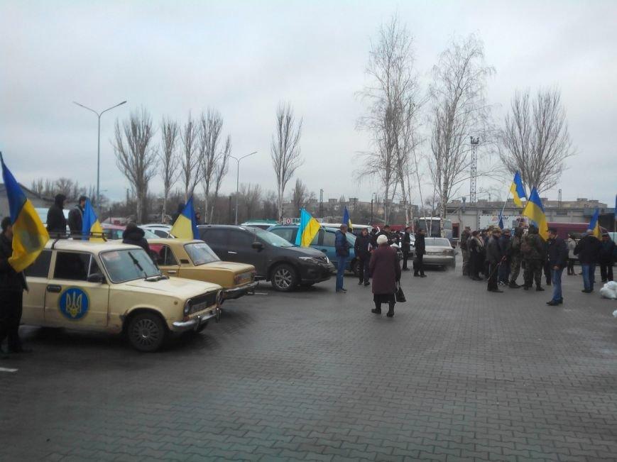 Криворожский «Автомайдан» выехал в Днепропетровск для защиты избирательного права горожан (ФОТО) (фото) - фото 2