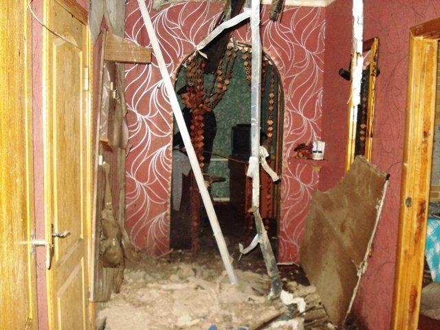 На Житомирщине соседи вынесли с горящего дома спящую хозяйку (фото) - фото 3