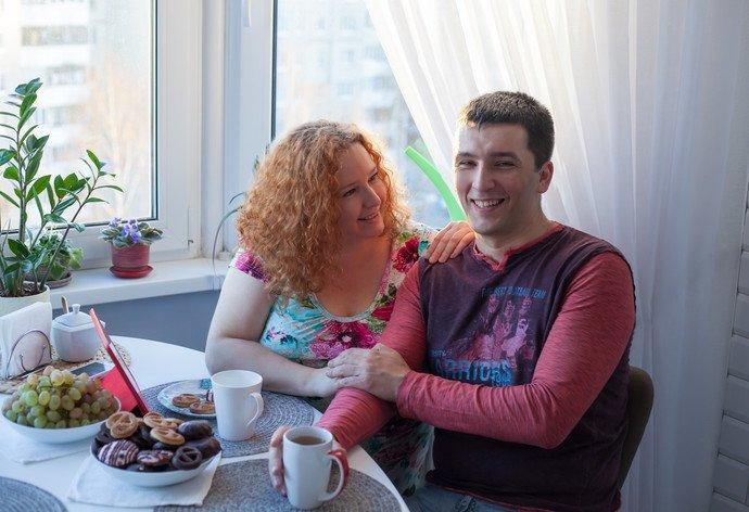«Поругались в интернете, созвонились, завели семью». История первой пары байнета — «DmitryI» и «Очаровашки» из Гродно (фото) - фото 4