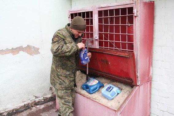 Информация о взрывчатке в Черниговской ОГА оказалась ложной (фото) - фото 1