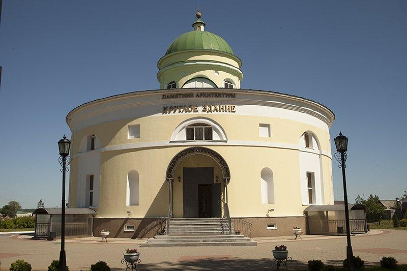Круглое здание в Белгородской области стало одной из главных достопримечательностей Черноземья (фото) - фото 1