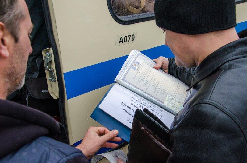 В Днепродзержинске проверяли работу пригородных и междугородных маршрутов (фото) - фото 3