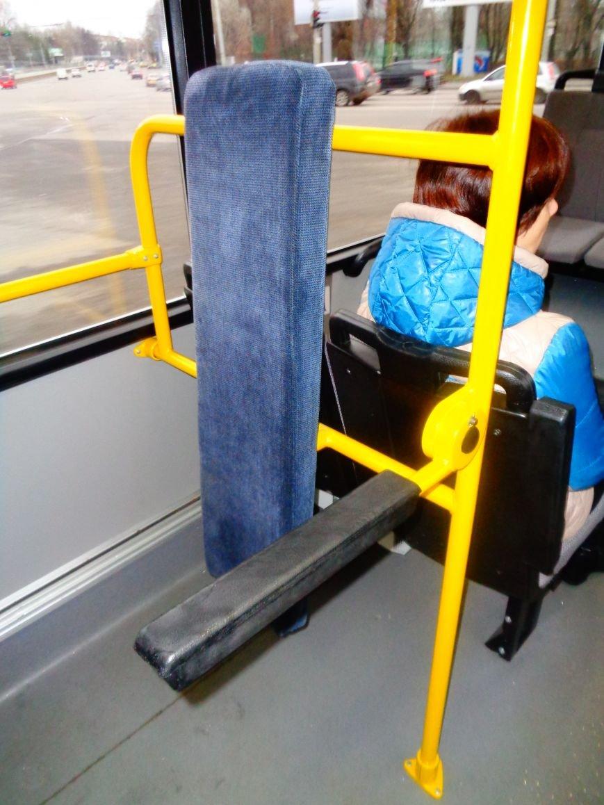 По Гагарина с комфортом: в Днепропетровске на маршрут запустили новые троллейбусы (ФОТО) (фото) - фото 5