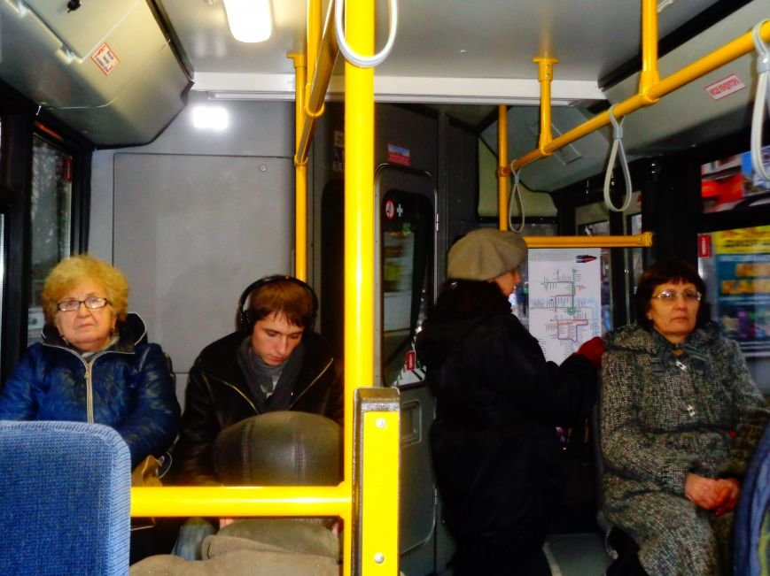 По Гагарина с комфортом: в Днепропетровске на маршрут запустили новые троллейбусы (ФОТО) (фото) - фото 7