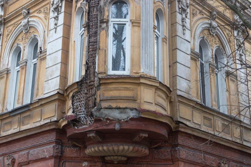 b72f194c335008d23b749659038ec3c1 Обвал фасада памятника архитектуры в Одессе: новые подробности