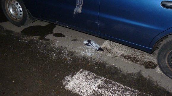 В Александрии отец попавшего под колеса ребенка избил виновника ДТП (ФОТО) (фото) - фото 1