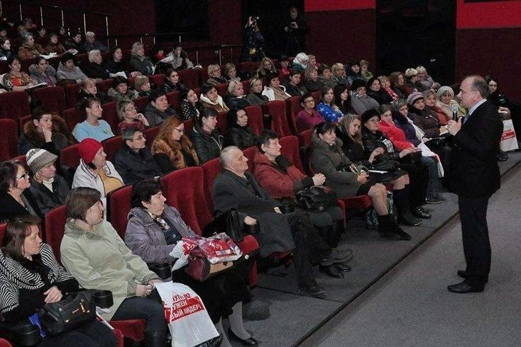 Юрий Тернавский: «Педагоги города Мариуполя поддерживают инициативу «Социальная карта мариупольца» (фото) - фото 1