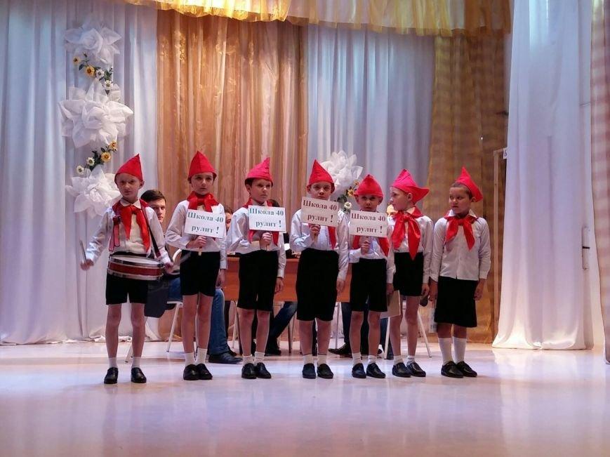 В Новошахтинске состоялась яркая и веселая игра КВН «Молодежь рулит», фото-5