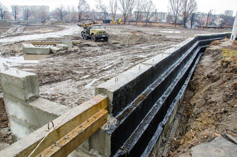 В Днепропетровске восстанавливают стадион «Трудовые резервы» (ФОТО) (фото) - фото 2