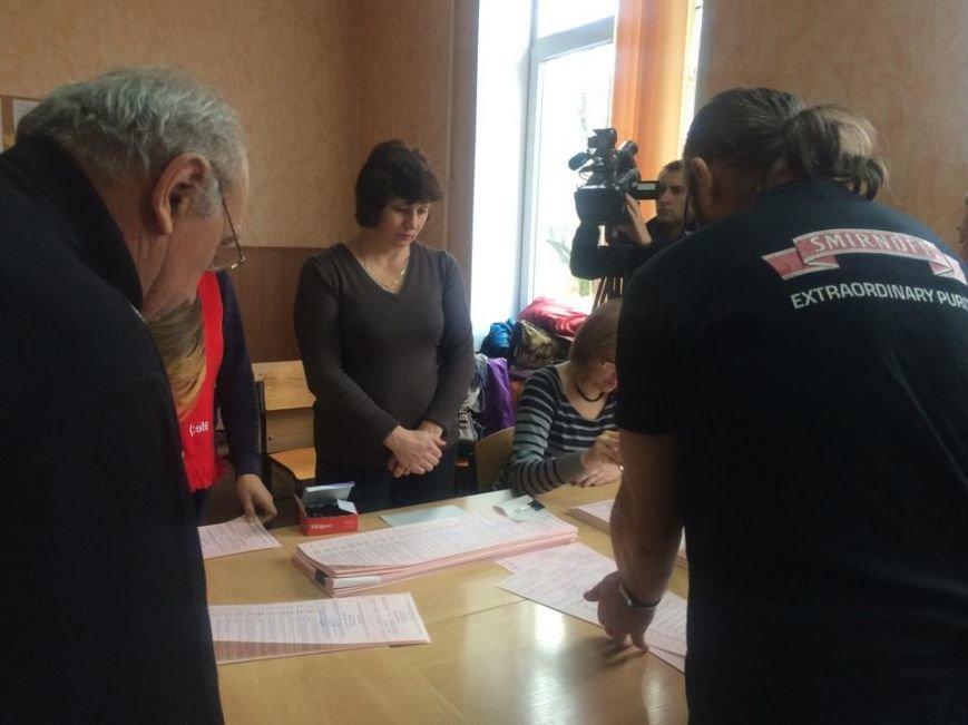 В Мариуполе начался процесс выдачи бюллетеней участковым комиссиям (ФОТО, ВИДЕО), фото-7