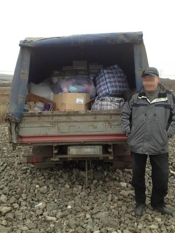 В Артемовском районе СБУ задержала незаконные грузы на 850 000 гривен (ФОТО) (фото) - фото 1