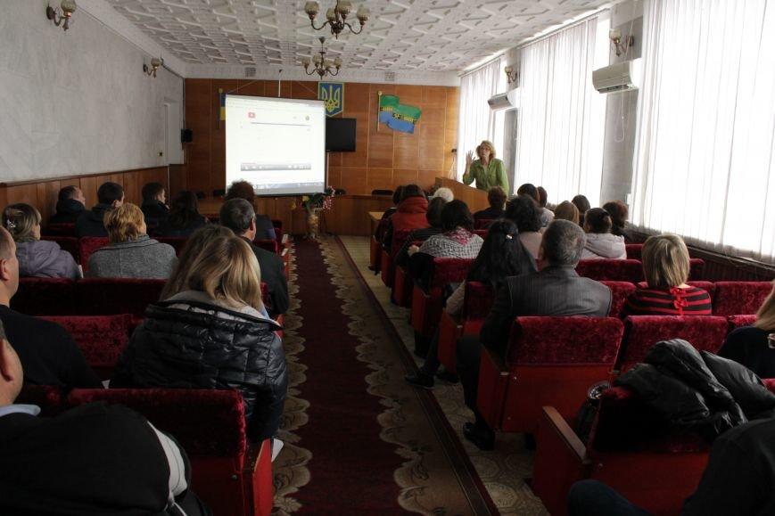 Добропольских бюджетников учили прозрачно тратить государственные деньги (ФОТО), фото-2