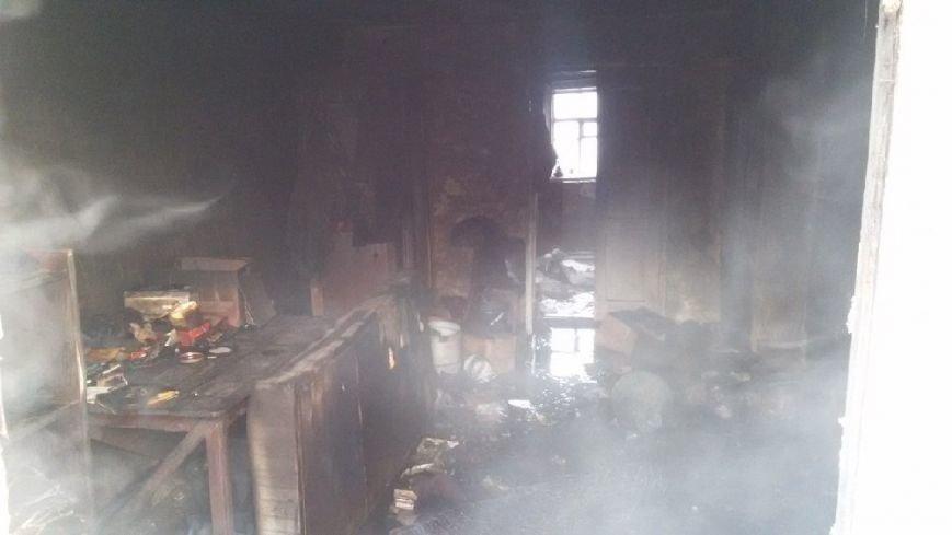 В Киевской области во время пожара погиб мужчина (ФОТО) (фото) - фото 1