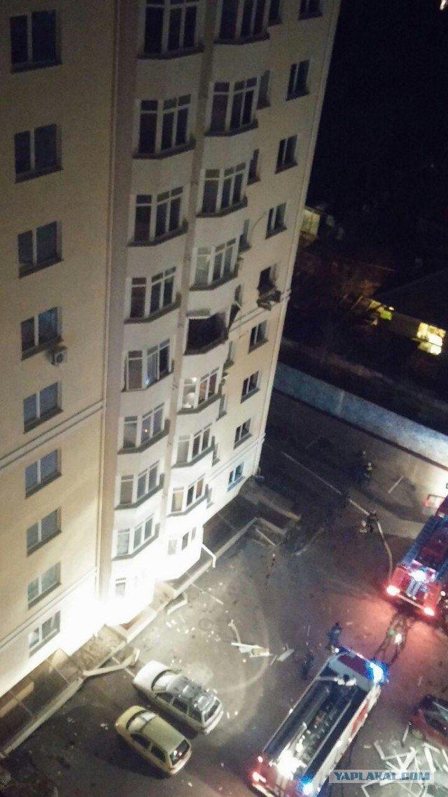 Стали известны подробности взрыва в многоэтажке на ул. Федько (ФОТО) (фото) - фото 1