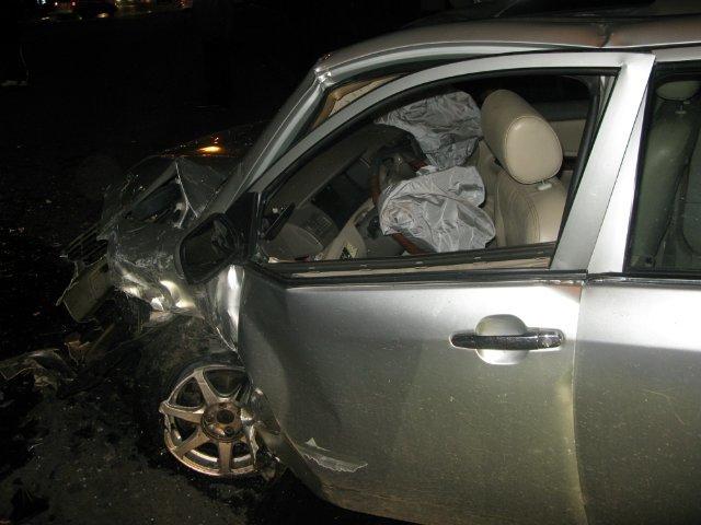 У Кіровограді трапилась серйозна ДТП (ФОТО) (фото) - фото 1