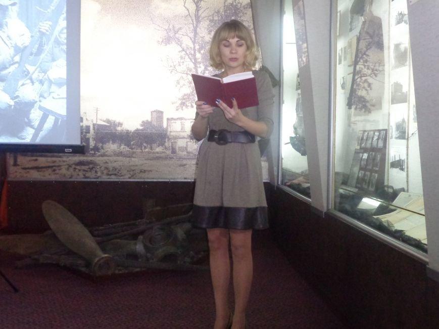 «Поэт всегда в строю»: Красноармейский исторический музей почтил память талантливого поэта-фронтовика Степана Таманова (фото) - фото 1