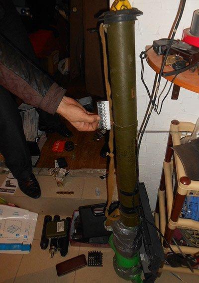 В Измаиле Одесской области мужчина собрал целый арсенал нелегального оружия (ФОТО) (фото) - фото 2