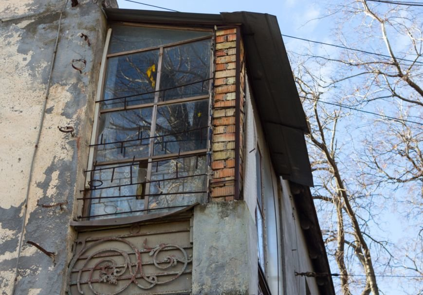 c6fad94400483faad6f752365c397131 Колоритная Одесса: двор на Пироговской