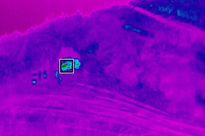 В Черниговской области с горящими торфяниками борются беспилотники (фото) - фото 1