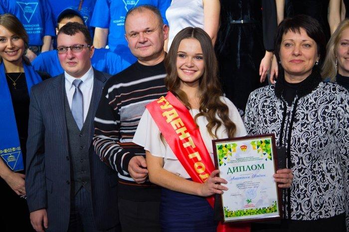 В Гродно прошёл областной этап «Студента года-2015» Фоторепортаж (фото) - фото 13