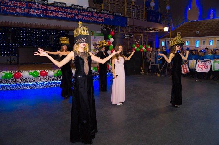 В Гродно прошёл областной этап «Студента года-2015» Фоторепортаж (фото) - фото 11
