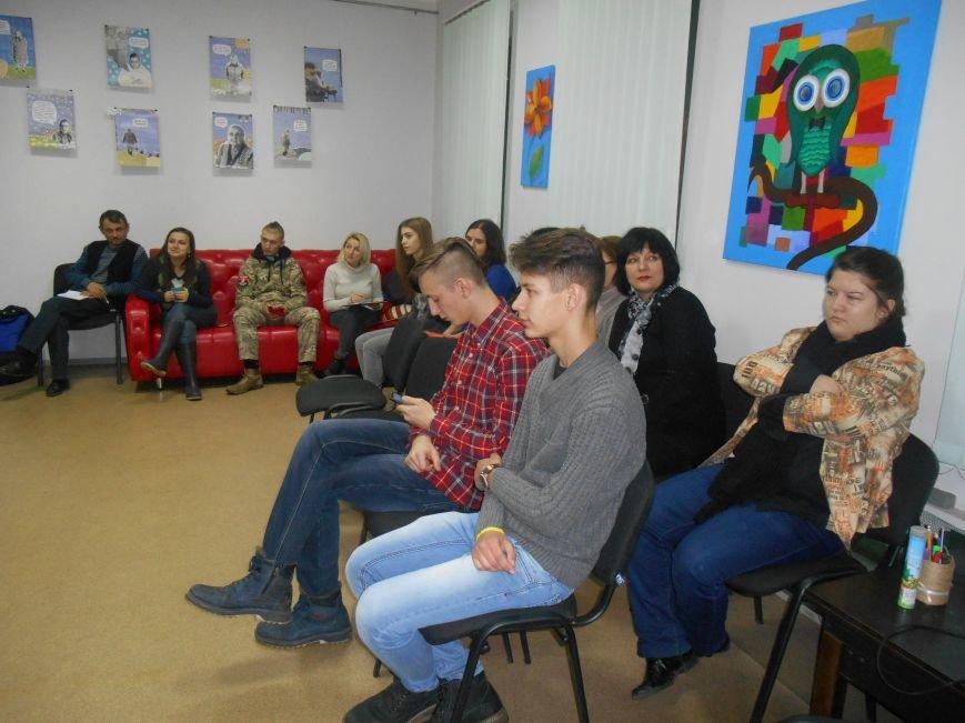 У Теплиці відбулась презентація книжок Вікторії Амеліної та Олексія Чупи (фото) - фото 3