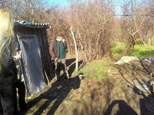 В Одесской области нашли отшельника, который 7 лет живет в шалаше (ФОТО) (фото) - фото 3