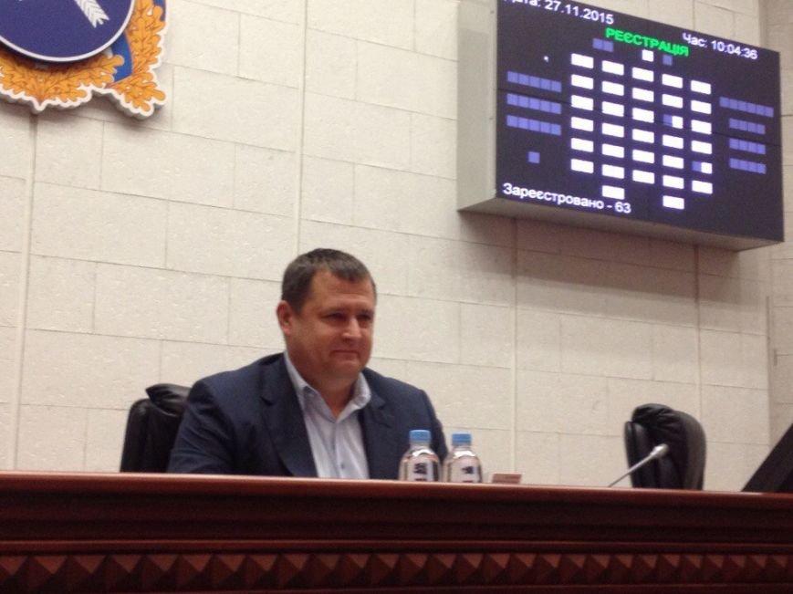 В Днепропетровске сорвали сессию горсовета (ФОТО), фото-6