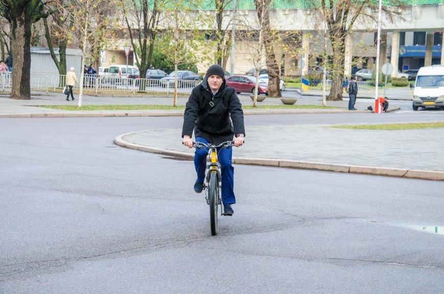 ОГА: Холодная погода не мешает фанатам здорового образа жизни (ФОТО) (фото) - фото 1