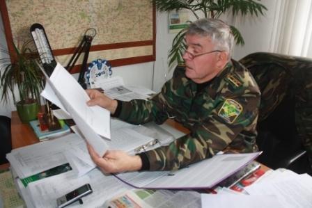Г. А. Юзвінський коментує дозвіл на санітарні рубки