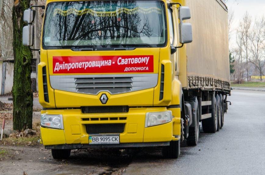 В Сватово двинулись еще три фуры с гуманитарной помощью от Днепропетровщины (ФОТО) (фото) - фото 5