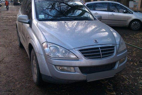 В Кременчуге задержан серийный автовор (ФОТО) (фото) - фото 1