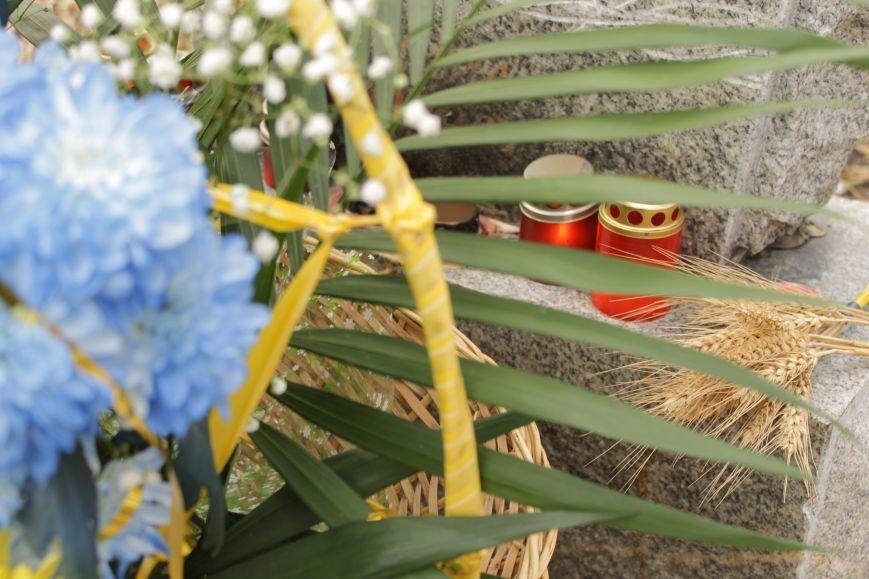 В Доброполье почтили память жертв Голодомора (ФОТО), фото-3