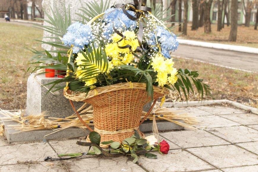 В Доброполье почтили память жертв Голодомора (ФОТО), фото-2