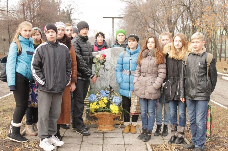 В Доброполье почтили память жертв Голодомора (ФОТО), фото-4