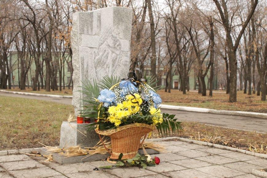 В Доброполье почтили память жертв Голодомора (ФОТО), фото-1