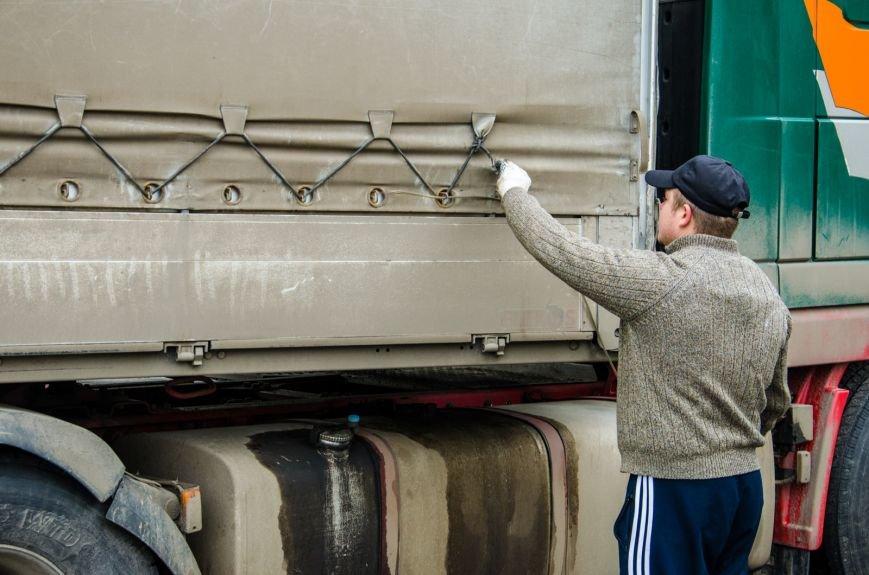 Днепропетровщина отправила стройматериалы в Сватово (ФОТО) (фото) - фото 1