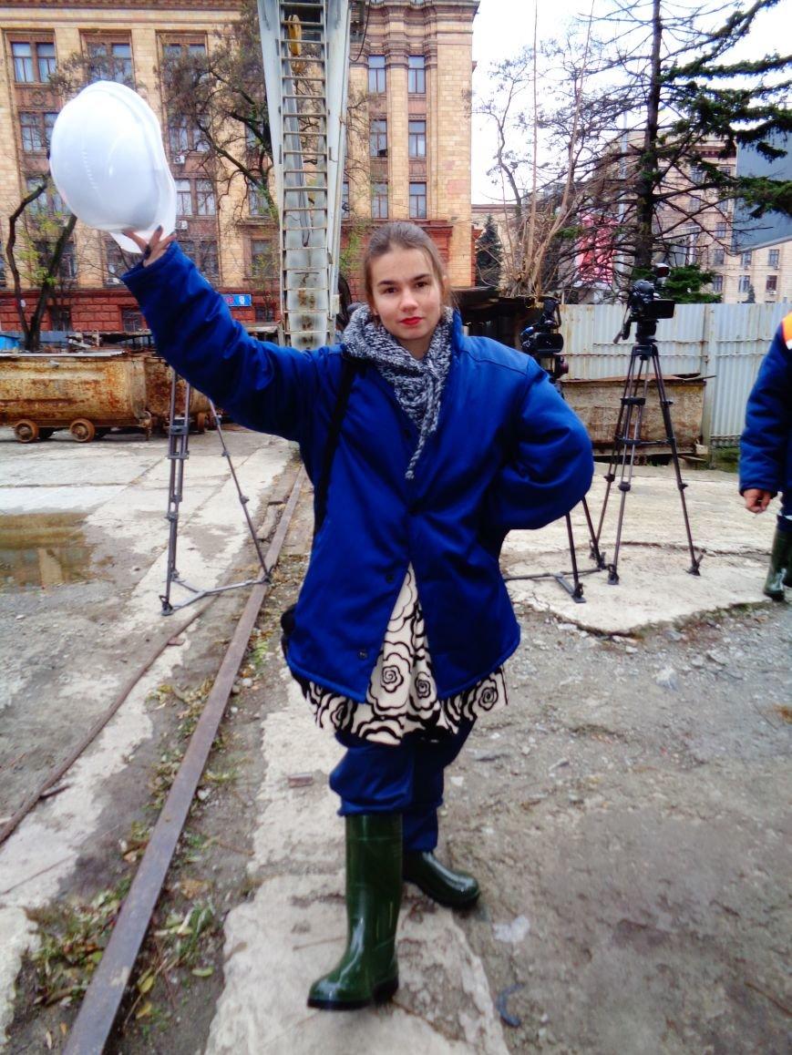 Подземный «дождь» и три новых линии метро днепропетровского метро (ФОТО, ВИДЕО) (фото) - фото 4