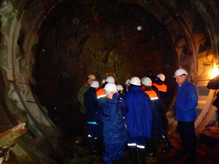 Подземный «дождь» и три новых линии метро днепропетровского метро (ФОТО, ВИДЕО) (фото) - фото 8