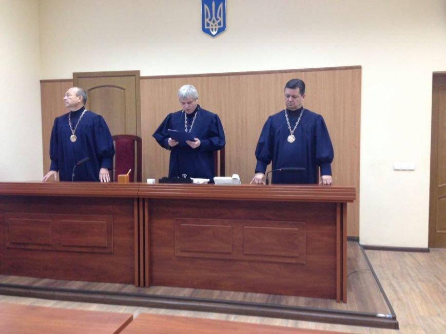 Суд рассмотрел апелляцию и подтвердил решение суда первой инстанции: агитировать в Мариуполе можно (фото) - фото 1