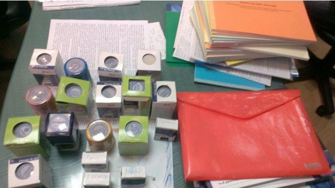 На Донетчине перекрыли деятельность межрегионального «конвертационного центра» (фото) - фото 1