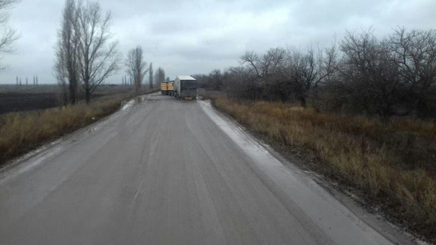 Привет ямам: дорога на Николаевщине напоминает фильм ужасов (ФОТОФАКТ) (фото) - фото 3
